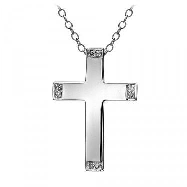 Sparkle Cross Pendant