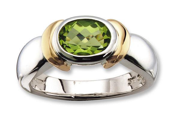 Lorenzo Gemstone Rings