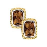 Honey Citrine Earrings
