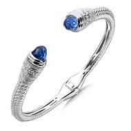 Bangle Bracelet Mounting for Gemstones / Not Included